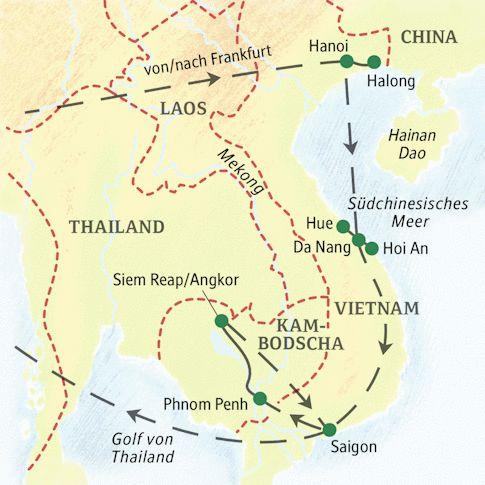 Vietnam-Kambodscha
